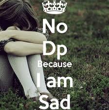 free sad whatsapp dp sad