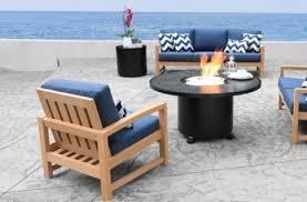 savannah teak patio furniture conversation set