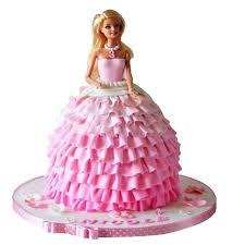 Barbie Doll Cake Letorta
