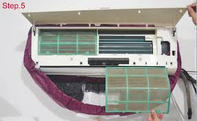 air conditioning cleaning. 2.4m waterproof air condition cleaning cover tools conditioner clean ac conditioning