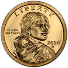 Sacagawea Gold Dollar Value Chart Sacagawea Dollar Pcgs Coinfacts