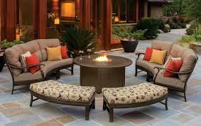 awful dazzling large patio chairs stunning round table seats 8 outdoor folwell patio set