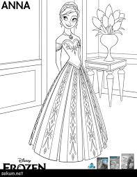big elsa and anna coloring pages frozen page pdf arts crafts