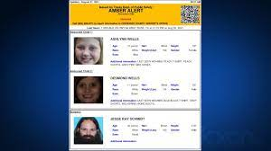 Amber Alert: 2 kids abducted in East ...