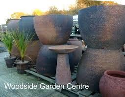 garden pots cheap. Old Garden Pots Extra Large Stone Palm Tree Pot Planter Centre To Inspire . Cheap
