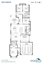 House Plan And Design Blueprint Bells Beach Perth Home Design House Design House