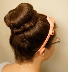 Sock Bun Hair Style sock bun tutorial were calling shenanigans 8463 by wearticles.com