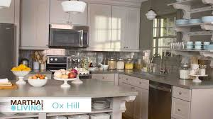 Small Picture Video New Martha Stewart Living Kitchens at The Home Depot