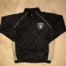 Details About Oakland Raiders Ladies Full Zip Fashion Jacket 1xl Rhinestone Logos Womens Nfl