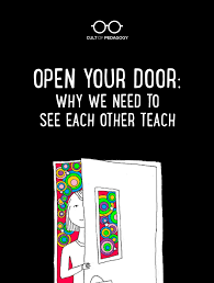 Open classroom door Door Clipart Have Always Taught With My Classroom Door Closed Officially Its Because Have Trouble With Distractions Which Is Not Lie Just Ask My Family How The Independent Why We Need To See Each Other Teach Cult Of Pedagogy