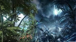 Crysis Jungle Environment Ultra HD ...