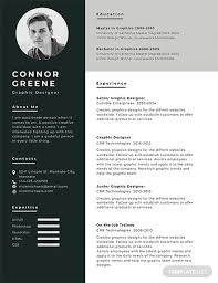 Resume Free Template Download 200 Free Resume Templates Download Ready Made Template Net