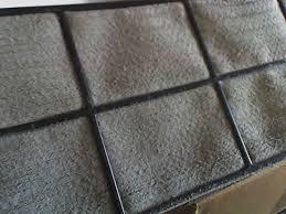 air conditioning filters. quality inn: dirty air conditioner filter! conditioning filters