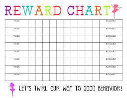 Behavior Chart Template For Word Simple Reward Chart Kozen Jasonkellyphoto Co