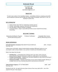 How To Make Good Bartending Resume Write Great Bartender With No