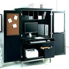 armoire office desk. Home Office Desk Armoire Furniture Computer .