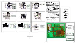 Цены Решение задач и контрольных работ Курсовая работа по архитектуре Малоэтажный жилой дом в Красноярске Срок выполнения 2 дня В состав вошло 12 чертежей