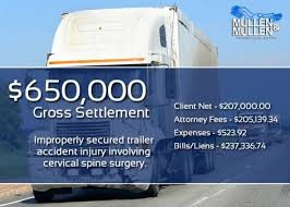 Accident Injury Case Results Achieved By Attorneys At