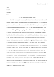 Mla Style Research Paper Example Floss Papers