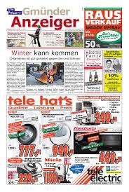 Der Gmünder Anzeiger Kw 44 By Sdz Medien Issuu
