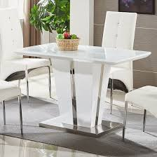dining table glass dining room table