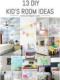13 diy kid s room ideas