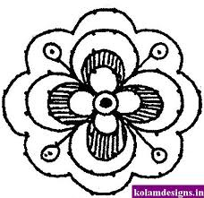 Easy To Draw Roses Simple Flower Patterns Drawing At Getdrawings Com Free For