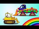 Кануки капуки раскраски видео
