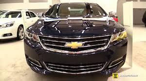 2015 chevy impala interior. Modren Impala 2015 Chevrolet Impala LTZ  Exterior And Interior Walkaround Ottawa  Gatineau Auto Show YouTube To Chevy