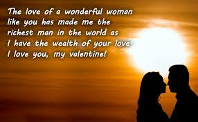 Happy Valentine's Day 40 Messages Wishes Quotes Images SMS Awesome Valentines Day Quotes For Wife