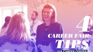career fair tips 4 career fair tips