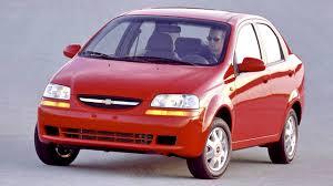 Chevrolet Aveo LS Sedan T200 '2003–06 - YouTube