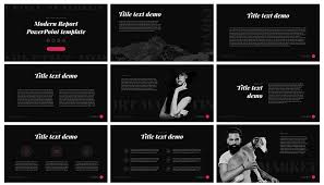 Dark Powerpoint Templates 50 Best Free Cool Powerpoint Templates Of 2018 Updated