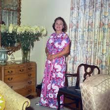 Florida Memory • Portrait of Mrs. Edith Gibbs Bliss in Palm Beach.