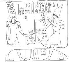 Kleurplaten En Zo Kleurplaten Van Egypte
