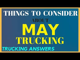 Company Of The Week May Trucking Company Trucking Answers