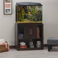 furniture fish tanks. Aquarium Stand 29-37 Gallon Table Fish Tank Holder Cabinet Desktop Furniture New Tanks S