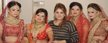 meenakshi dutt best bridal makeup artist in punjabi bagh south west delhi