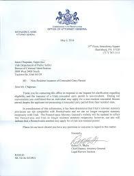 Sample Recommendation Letter For Gun License Milviamaglione Com