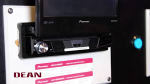 pioneer 7800bt. how to remove the face on a pioneer avh x7700bt and x6700dvd 7800bt w