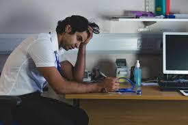 burnout common throughout medical career cmaj news