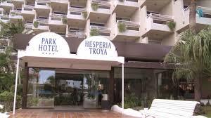 Hotel De Las Americas Playa De Las Amacricas Hotel Hesperia Troya Quehotelescom