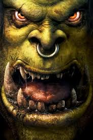 orc world of warcraft game iphone 6 hd wallpaper