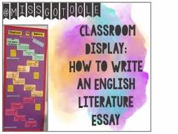 descriptive writing booklet by biltonstilton teaching resources  how to write an english essay classroom display