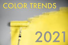 color trends 2021 the 4 most popular