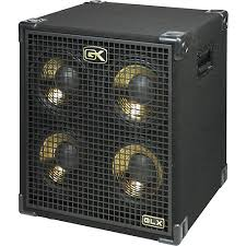 Gallien-Krueger Goldline 410GLX 4x10 Bass Speaker Cabinet ...