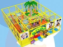 kids soft indoor playground