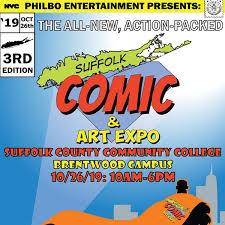 Suffolk Comic Art Expo Long Island S Best Comic Book Convention