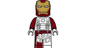 Beautifull Lego Iron Man Coloring Pages To Color At Coloring Page