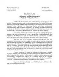 reader response example essay argumentative essay paper writers reader response example essay